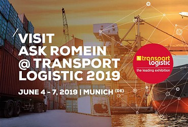 SAVE THE DATE - Transport Logistic 2019 München