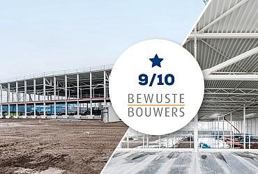 Bewuste bouwers op DC 3 Waalwijk 👷👷