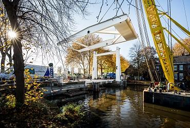 Mooi Artikel over de renovatie van de Nigtevechtbrug