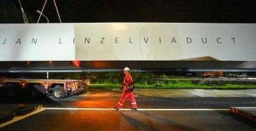 Jan Linzelviaduct - Den Haag