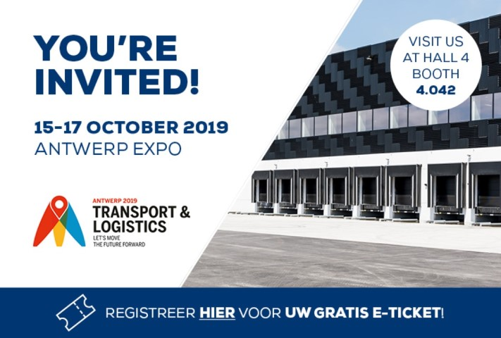 Meet us @Transport & Logistics 2019!