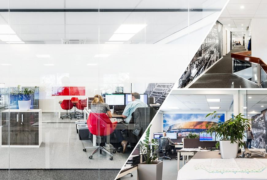 Een frisse wind door onze kantoren van Oostingh (NL)